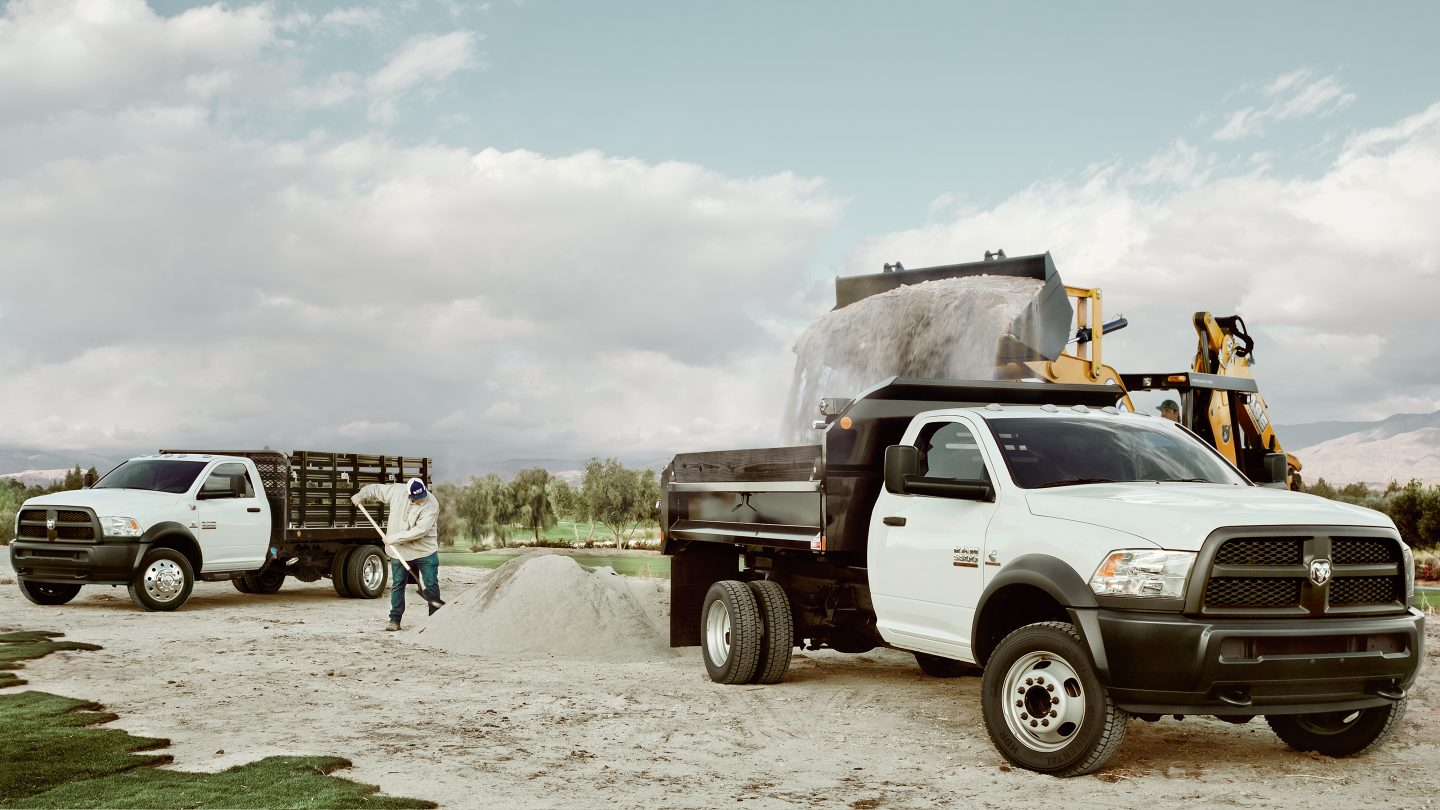 Chicagoland IL - 2018 RAM Chassis Cab's Exterior