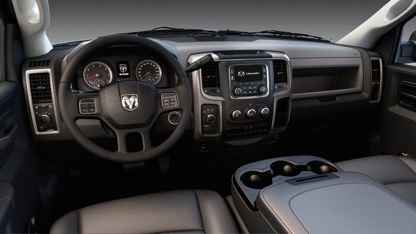 Chicagoland IL - 2018 RAM Chassis Cab's Interior