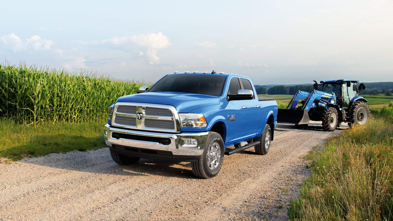 Waukegan Area RAM Truck Repair - 2018 RAM Trucks Harvest Edition