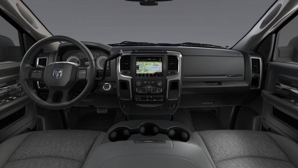 2018 RAM 1500 Interior Harvest Edition Chicagoland IL