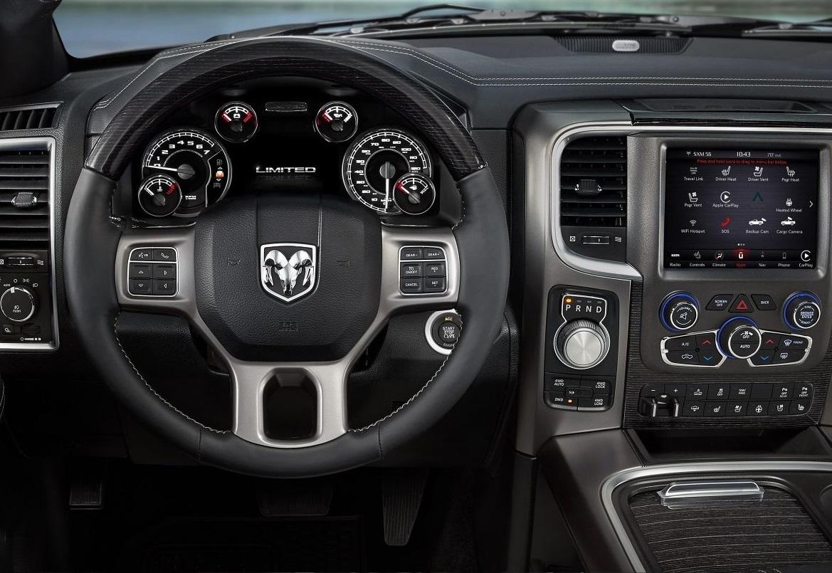 Chicagoland Illinois - 2018 RAM 1500's Interior