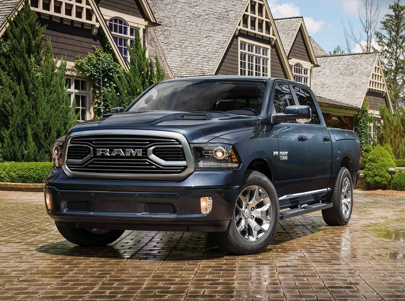 Roswell Area Dodge Ram dealership - 2018 Ram 1500 Tungsten Edition