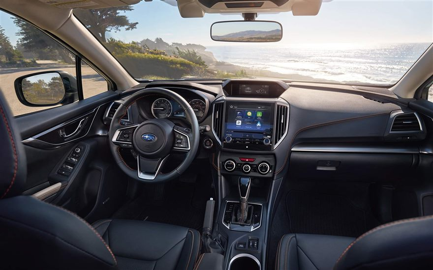 Colorado - 2018 Subaru Crosstrek's Interior