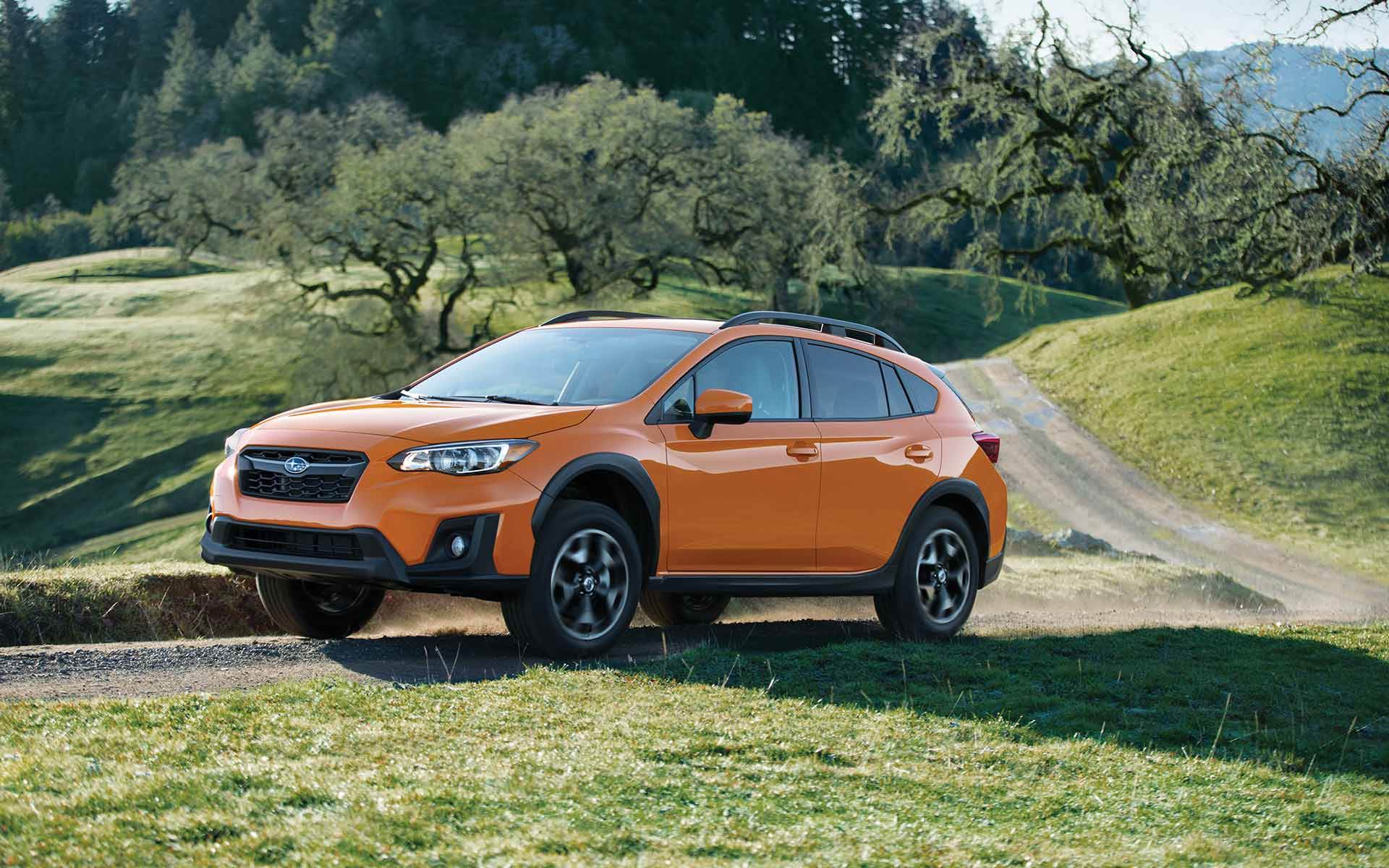 test drive 2018 subaru crosstrek l boulder co. Black Bedroom Furniture Sets. Home Design Ideas
