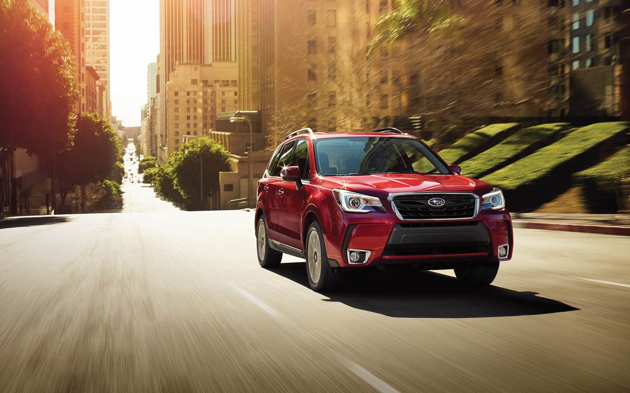 Southfield Michigan - 2018 Subaru Forester
