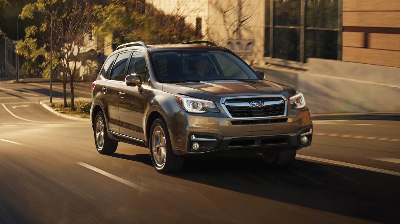 2018 Subaru Forester 25i Premium Near Detroit Mi Fuel Filter