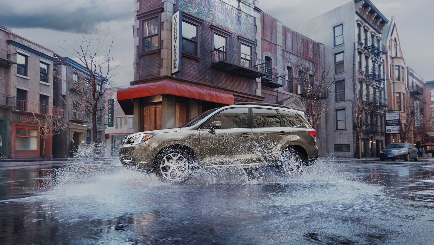 Detroit MI - 2018 Subaru Forester 2.5i Premium Mechanical