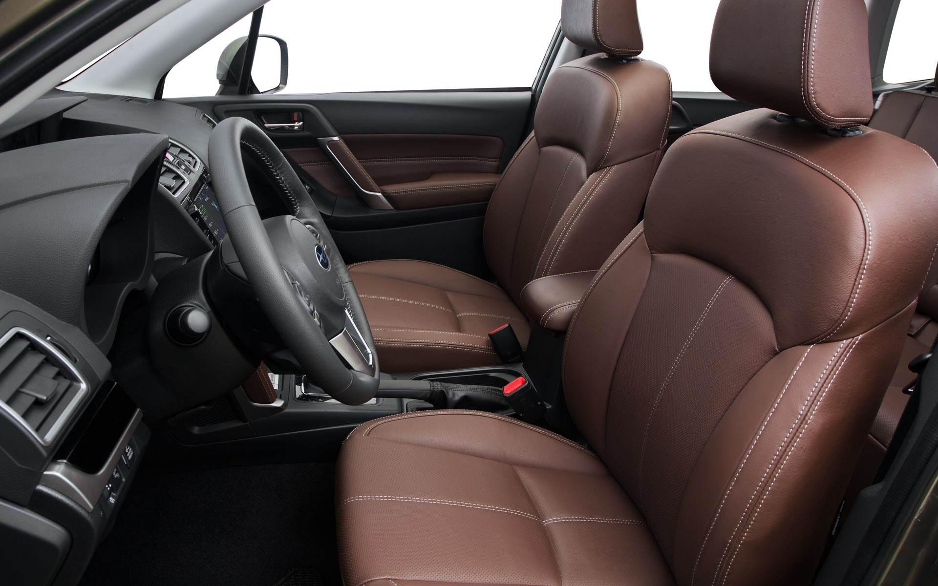 Southfield MI - 2018 Subaru Forester's Interior