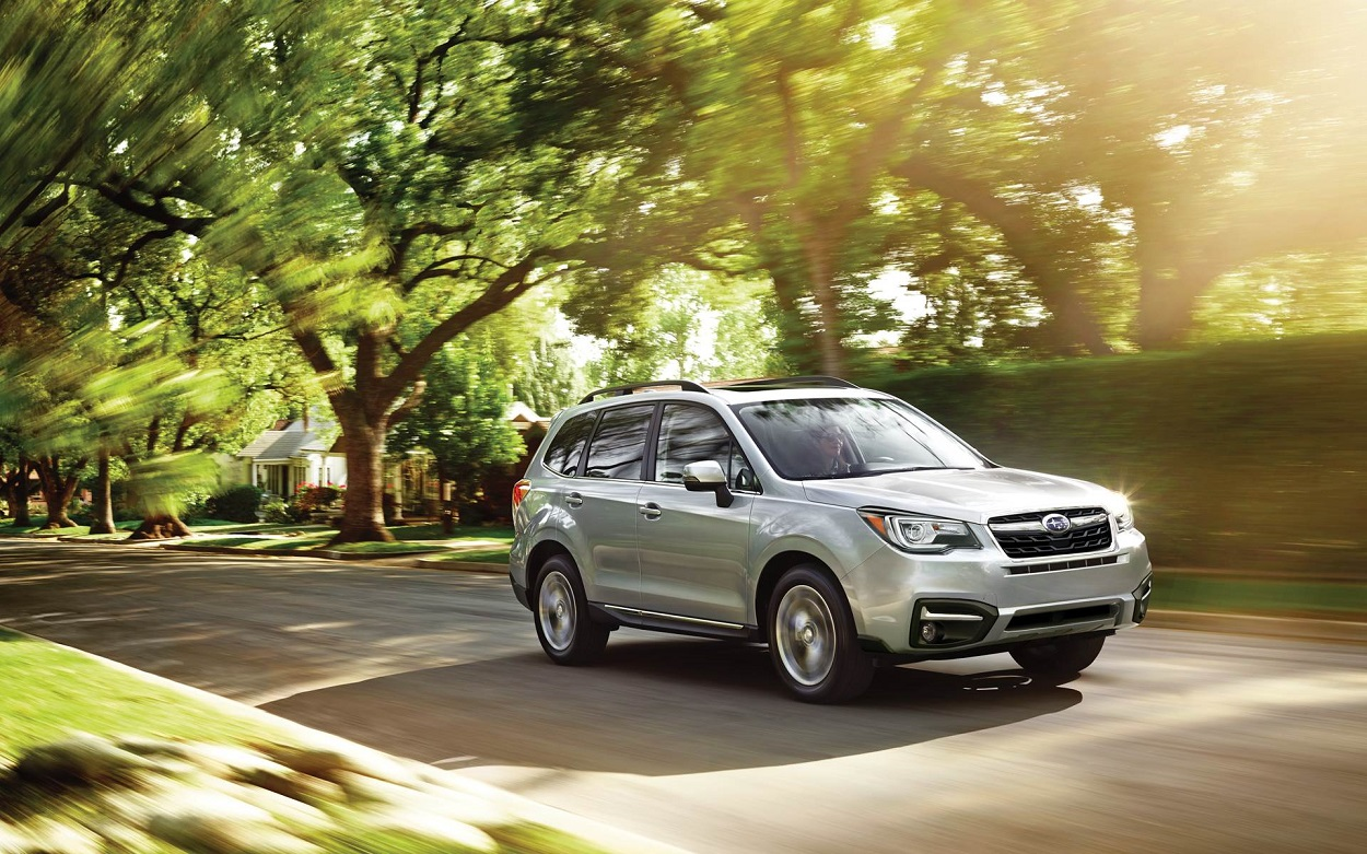 Test Drive 2018 Subaru Forester | Boulder CO
