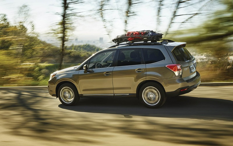 Boulder CO - 2018 Subaru Forester's Overview