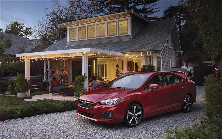 Subaru Kansas City >> 2018 Subaru Impreza Near Kansas City Briggs Subaru Of Topeka