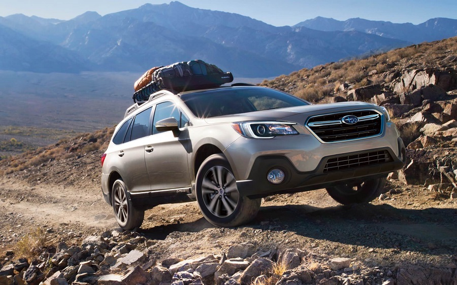 Denver CO - 2018 Subaru Outback 2.5i Limited's Overview