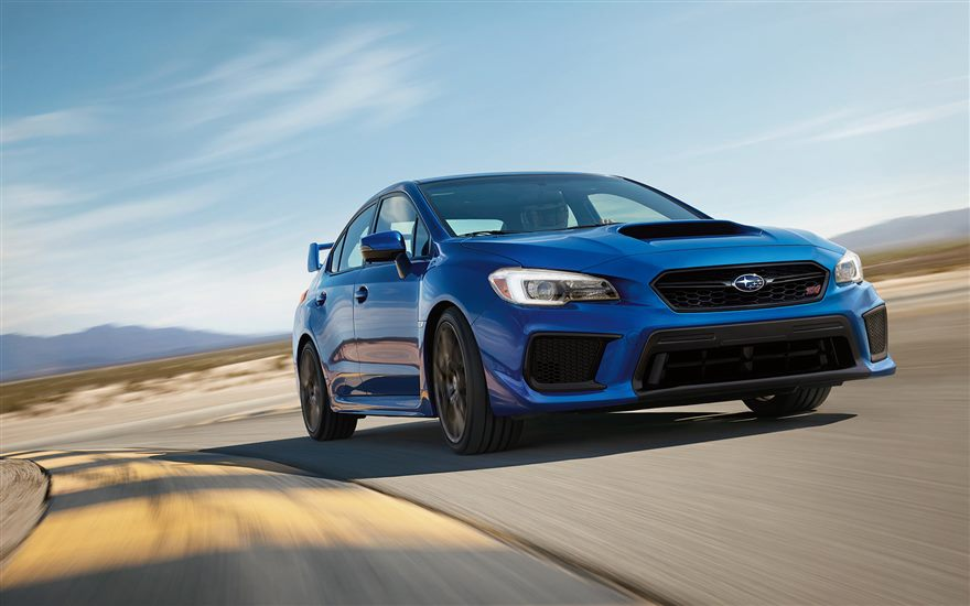 Southfield Michigan - 2018 Subaru WRX