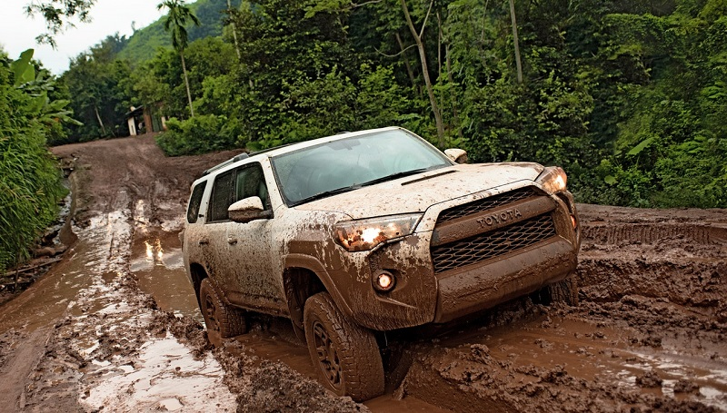 Toyota 4Runner transmission repair near Aurora CO - 2018 Toyota 4Runner