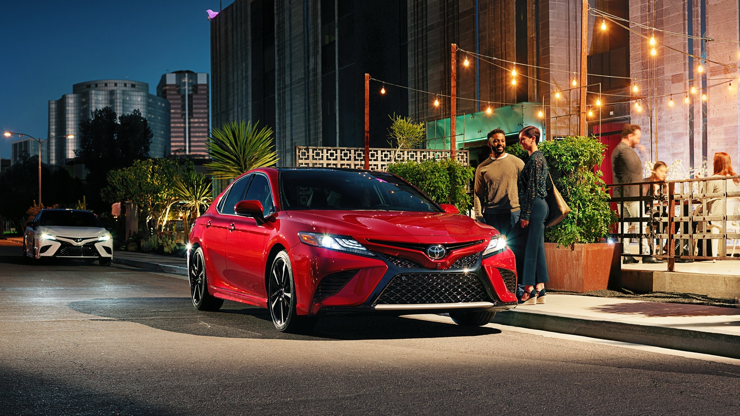 Toyota Transmission Repair Parker CO - 2018 Toyota Camry