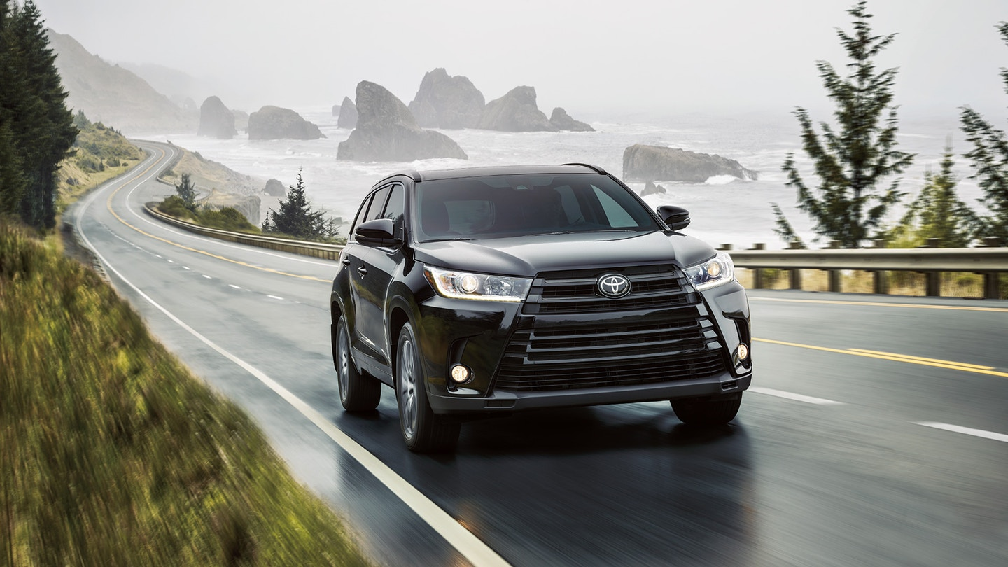 Auto Air Conditioning Service in Parker CO - 2018 Toyota Highlander