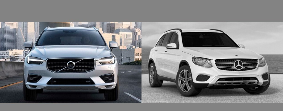 2018 Volvo XC60 vs 2018 Mercedes-Benz GLC Class | Scottsdale AZ
