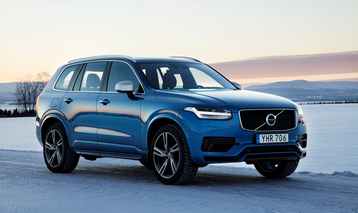 near Phoenix Arizona - 2018 Volvo XC90