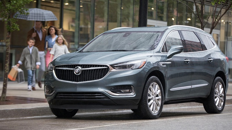 Buick Dealership near Clinton IA - 2019 Buick Enclave