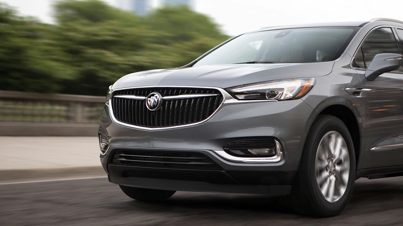 Davenport WI - 2019 Buick Enclave Overview
