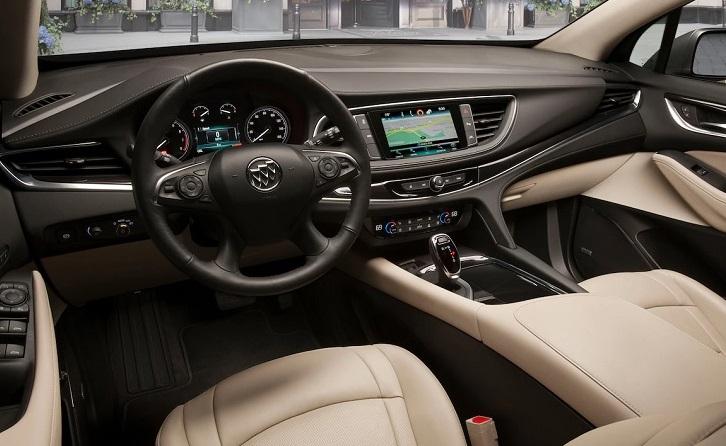 Dewitt IA - 2019 Buick Enclave Interior