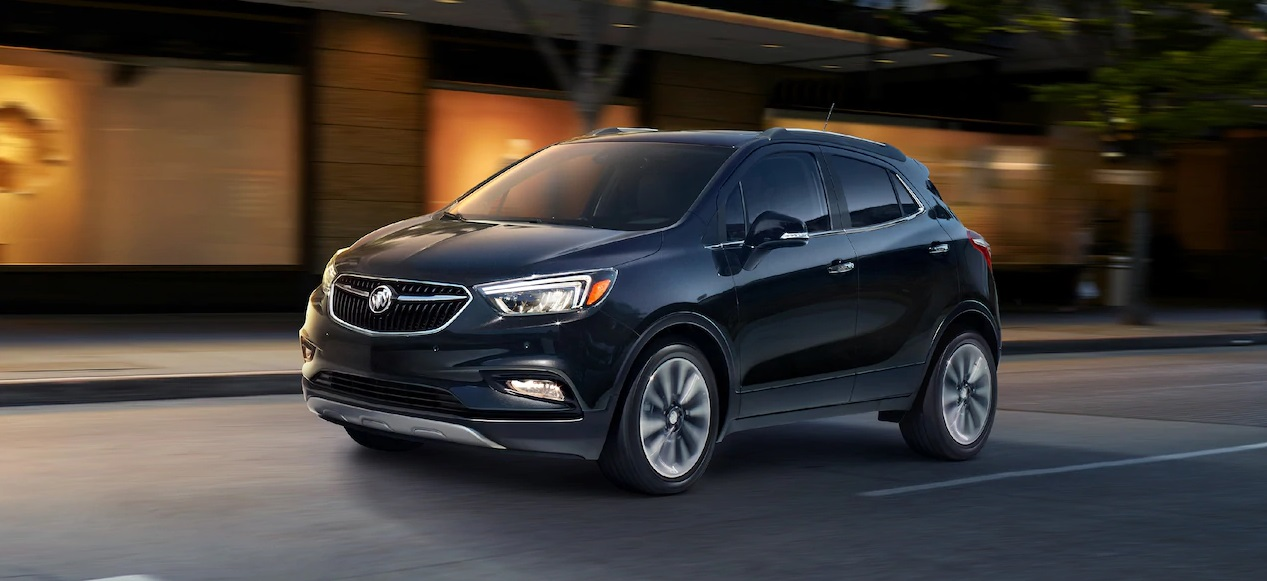 Clinton Area 2019 Buick Encore