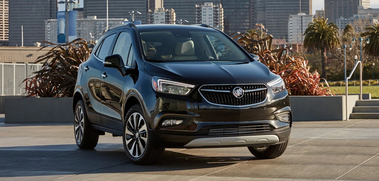Buick Dealership near Clinton IA - 2019 Buick Encore
