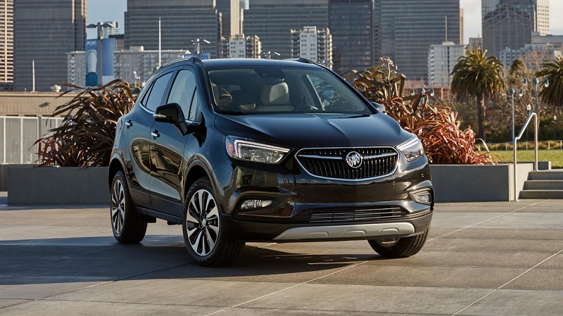 Clinton Iowa - 2019 Buick Encore Exterior