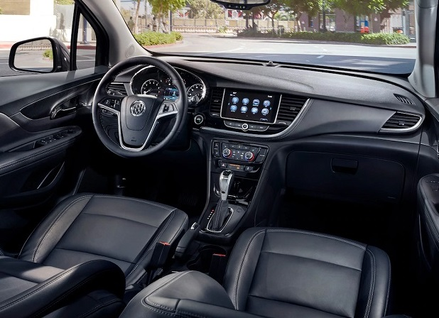 Clinton Iowa - 2019 Buick Encore Interior