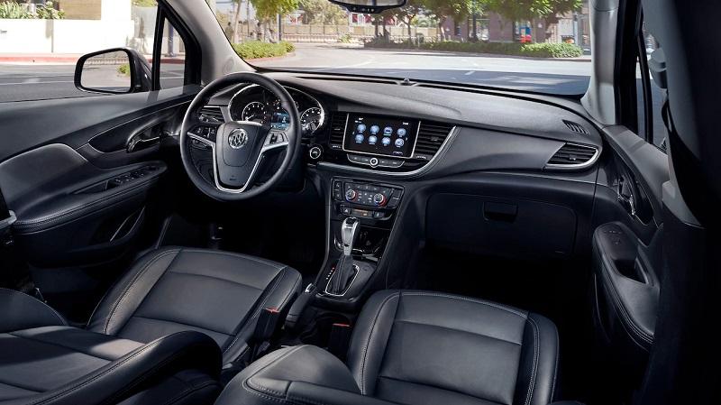 Maquoketa IA - 2019 Buick Encore's Interior