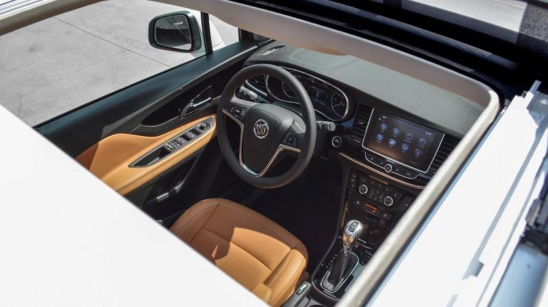 Dewitt IA - 2019 Buick Encore Interior