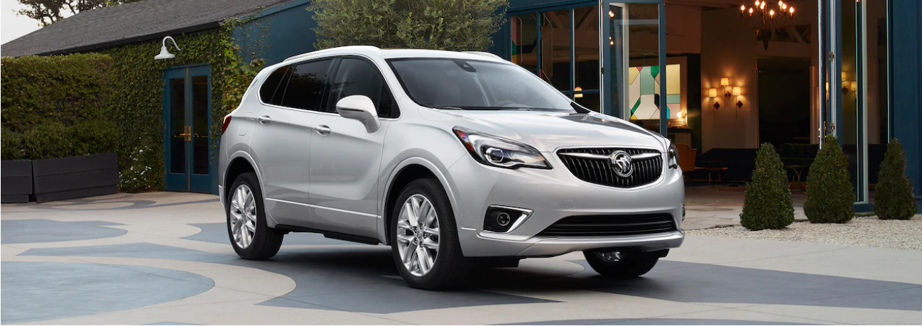 2019 Buick Envision for Sale near Clinton IA
