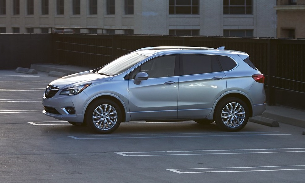 Dubuque Iowa - 2019 Buick Envision Overview
