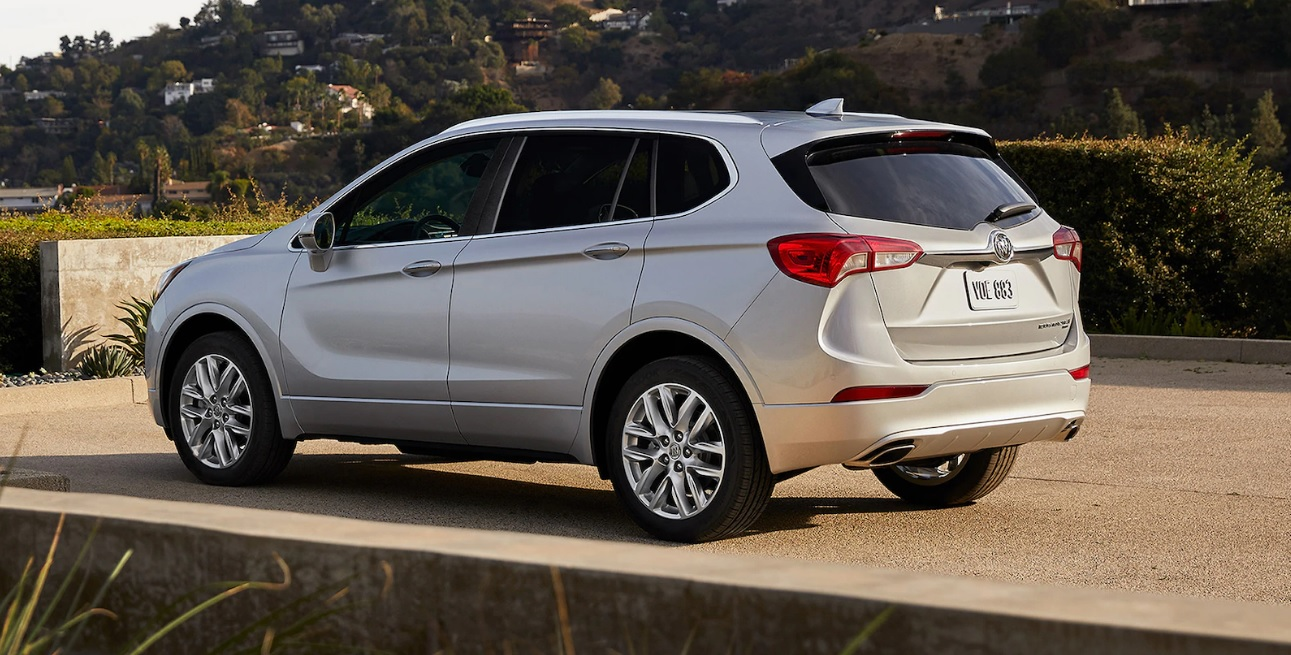 Maquoketa IA - 2019 Buick Envision Overview