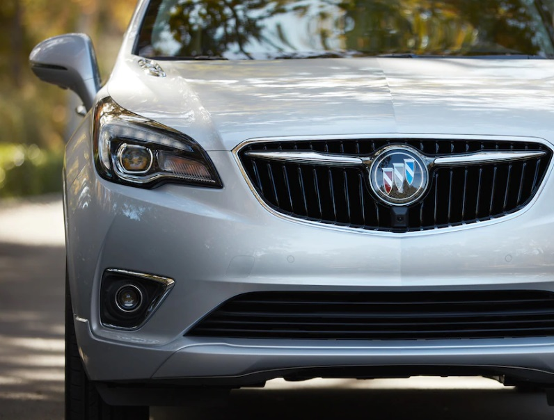 Bettendorf IA - 2019 Buick Envision Overview