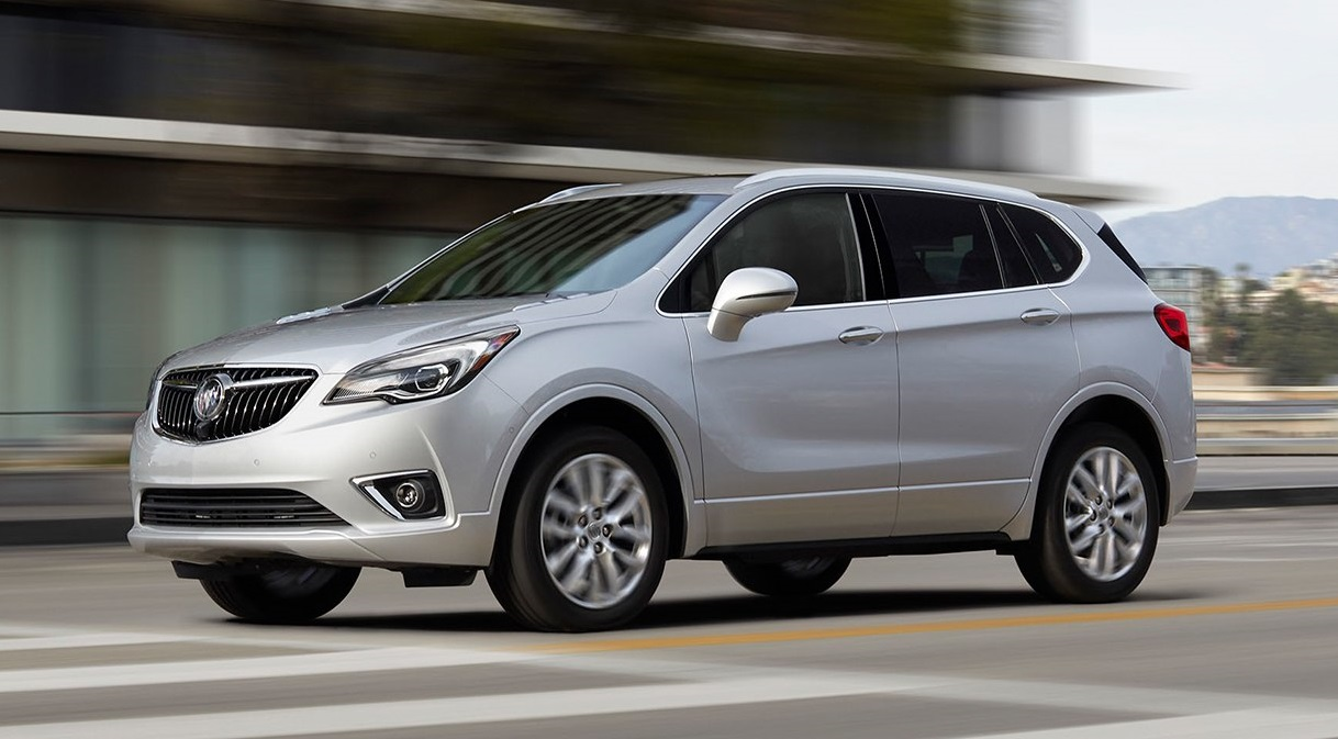2019 Buick Envision Made In China - Buick Cars Review Release Raiacars.com