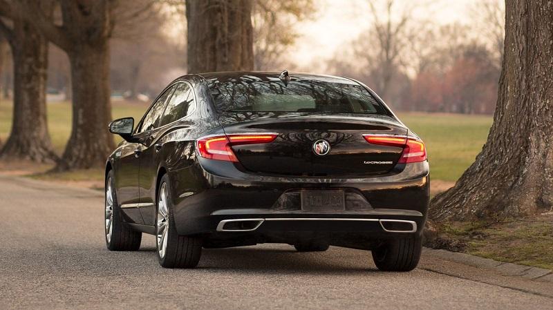 Clinton IA - 2019 Buick LaCrosse Overview