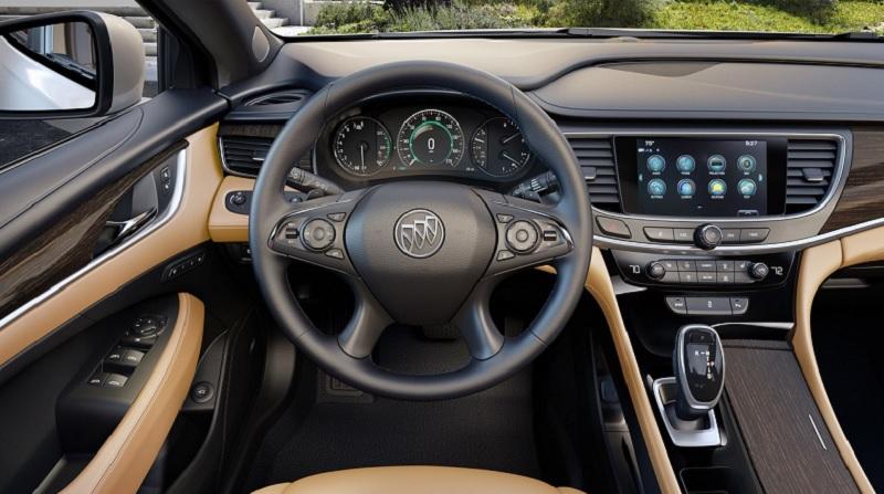 Davenport IA - 2019 Buick LaCrosse Interior