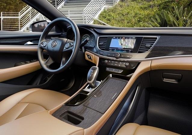 Clinton IA - 2019 Buick LaCrosse Interior