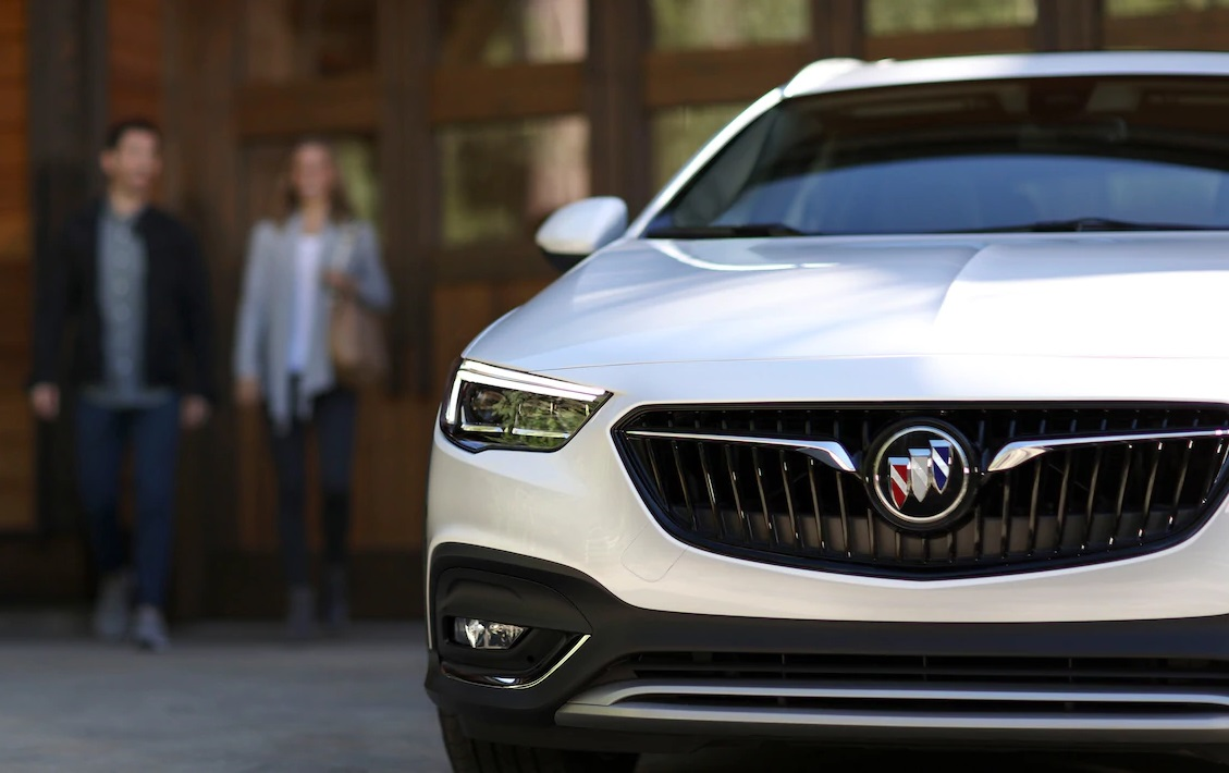 Why Buy 2019 Buick Regal Tourx In Martinsville Indiana Hobson