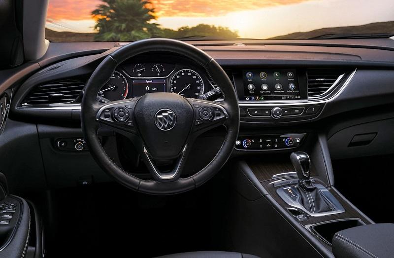 Maquoketa IA - 2019 Buick Regal TOURX's Interior