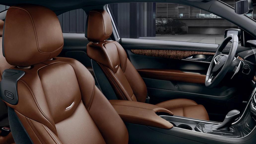 Maquoketa Iowa - 2019 Cadillac ATS Interior
