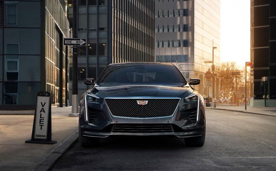 Maquoketa Iowa - 2019 Cadillac CT6 V-SPORT's Overview
