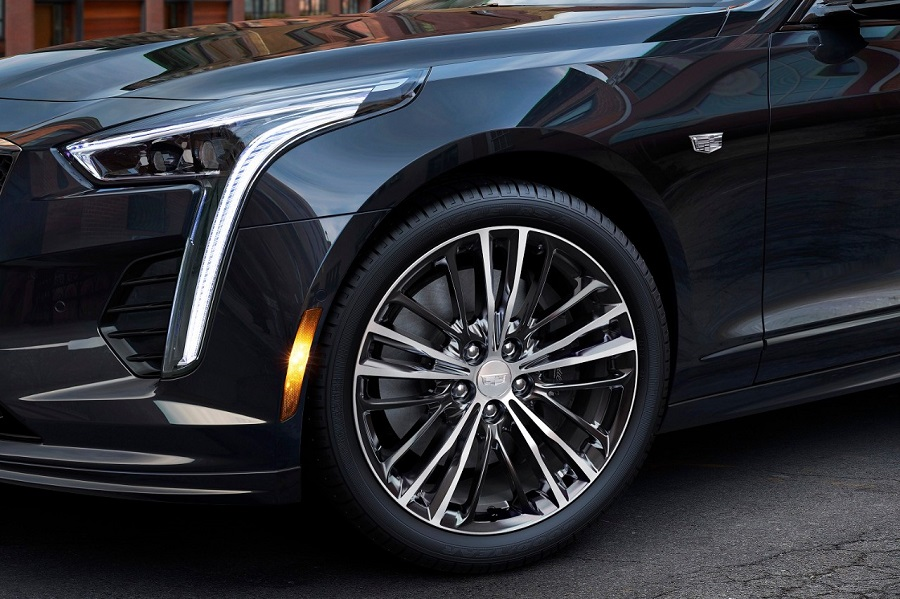 Maquoketa Iowa - 2019 Cadillac CT6 V-SPORT Exterior