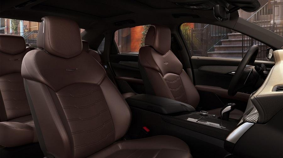 Maquoketa Iowa - 2019 Cadillac CT6 V-SPORT Interior