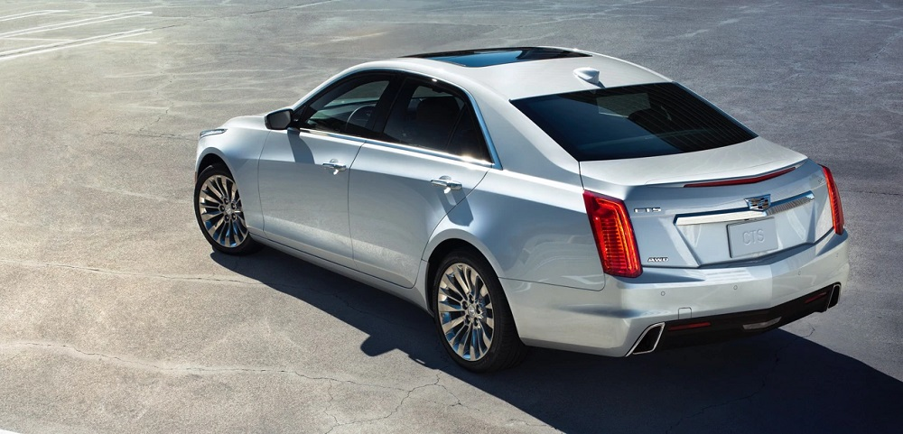 Dubuque IA - 2019 Cadillac CTS Overview