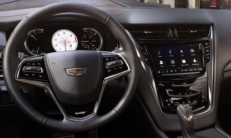 Dubuque IA - 2019 Cadillac CTS Interior