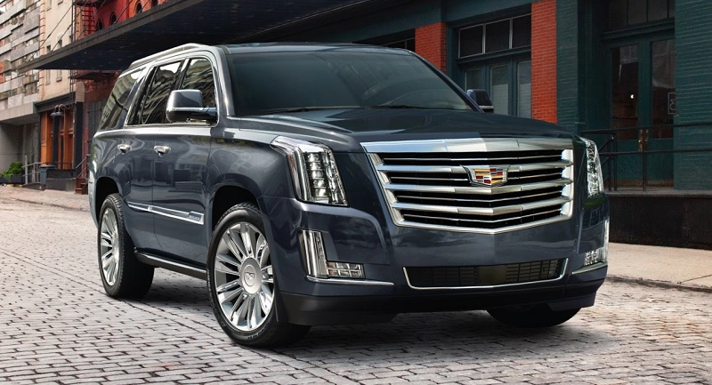 Quad Cities IA - 2019 Cadillac Escalade Exterior