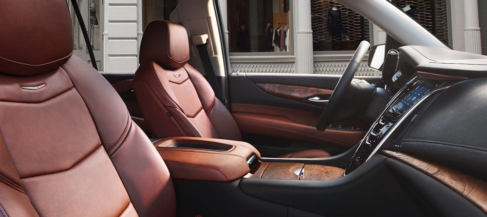Quad Cities IA - 2019 Cadillac Escalade's Interior