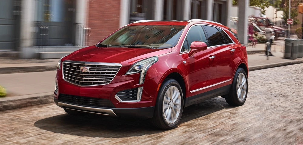 Dubuque IA - 2019 Cadillac XT5's Overview